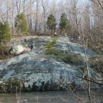Community Information for Franklinville, NC: Faith Rock